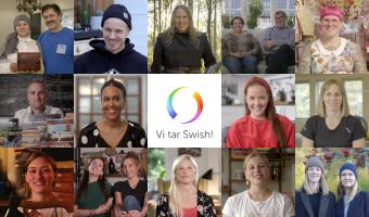 Swish celebrates entrepreneurs in new mini series - 2019 / 10 / 25